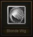 Wartune Blonde Wig 114